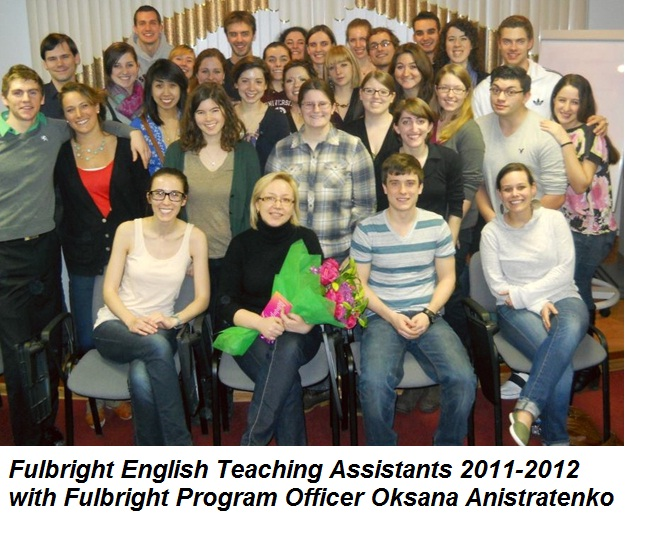 Fulbright ETAs 2011-2012