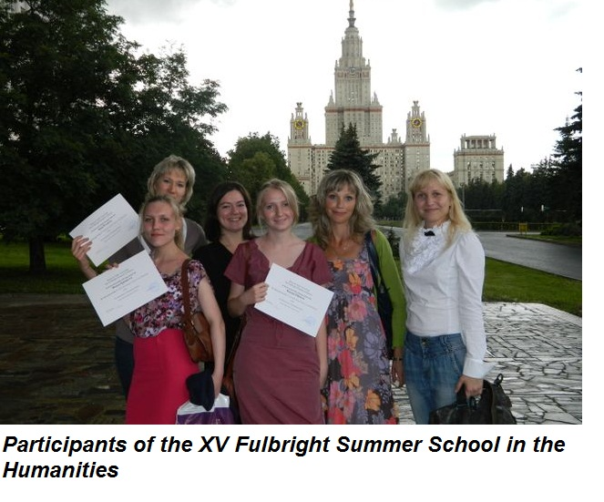Fulbright Summer School in the Humanities